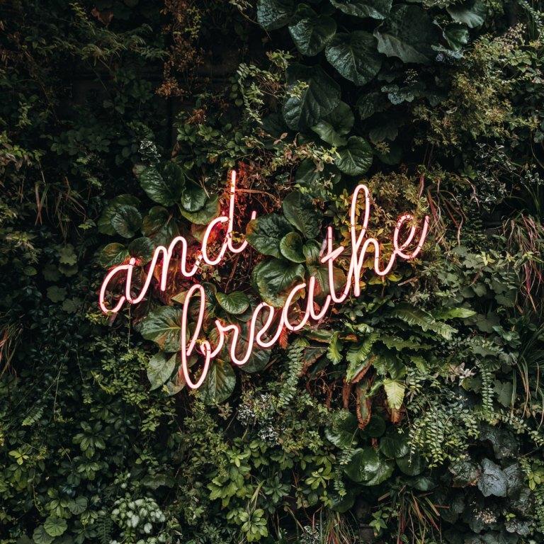 Diagragmatic Breathing