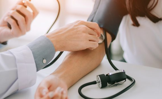 Study suggests link between blood pressure and dementia.