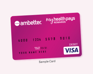 ambetter my health pays card