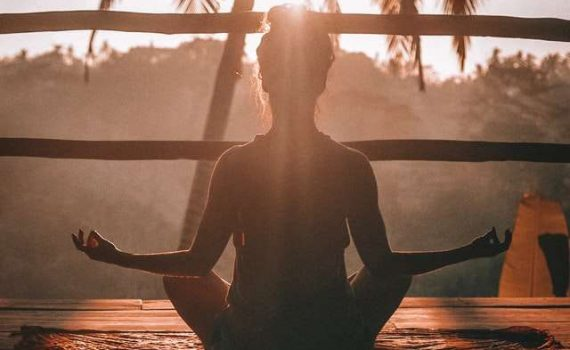 Now more than ever, it is important to create healthy habits and find ways to decrease your stress levels through activities like meditation and relaxation.