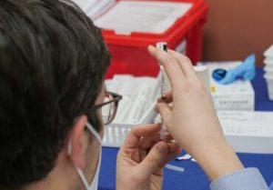 New COVID Vaccine Study